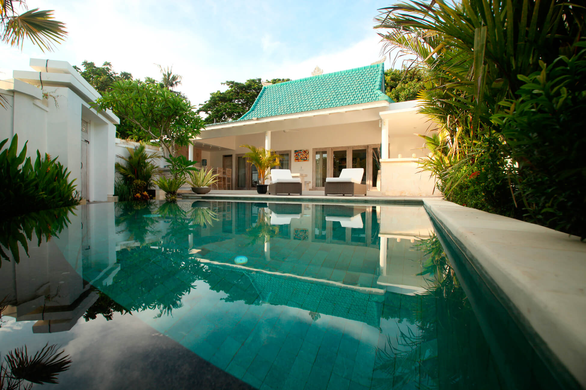 Villa Aquarama III in Bali