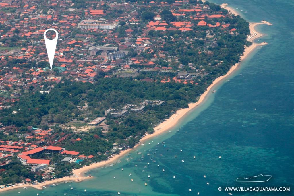 aerial-view-of-sanur-beach-villas-aquarama-bali