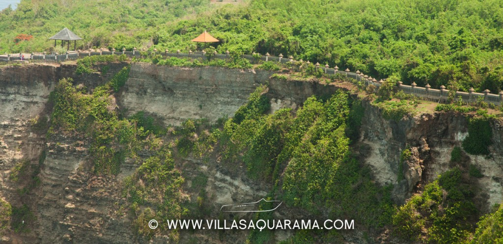 Amazing view from Uluwatu temple