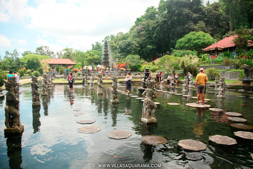 Water palace - Tirta gangga