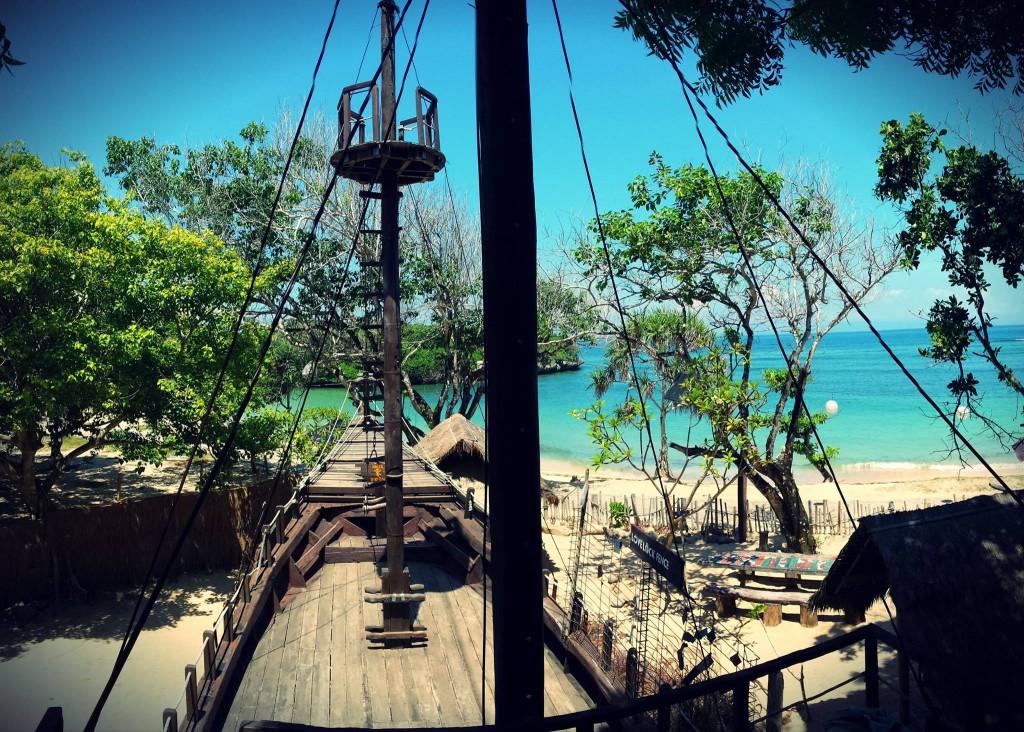 One of the most beautiful beach in Bali : Nusa Dua