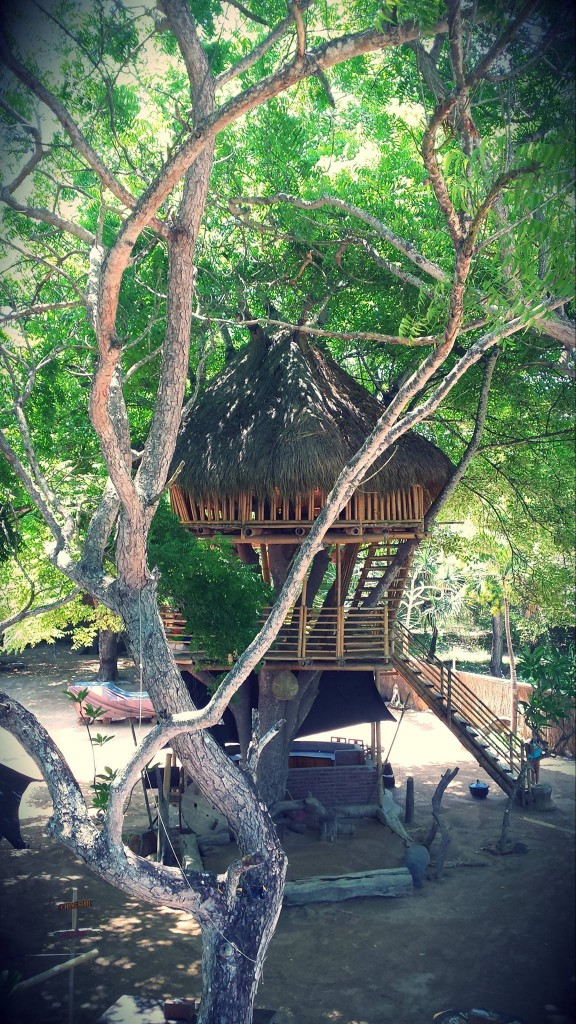 Nusa Dua, Treehouse in Pirates Bay