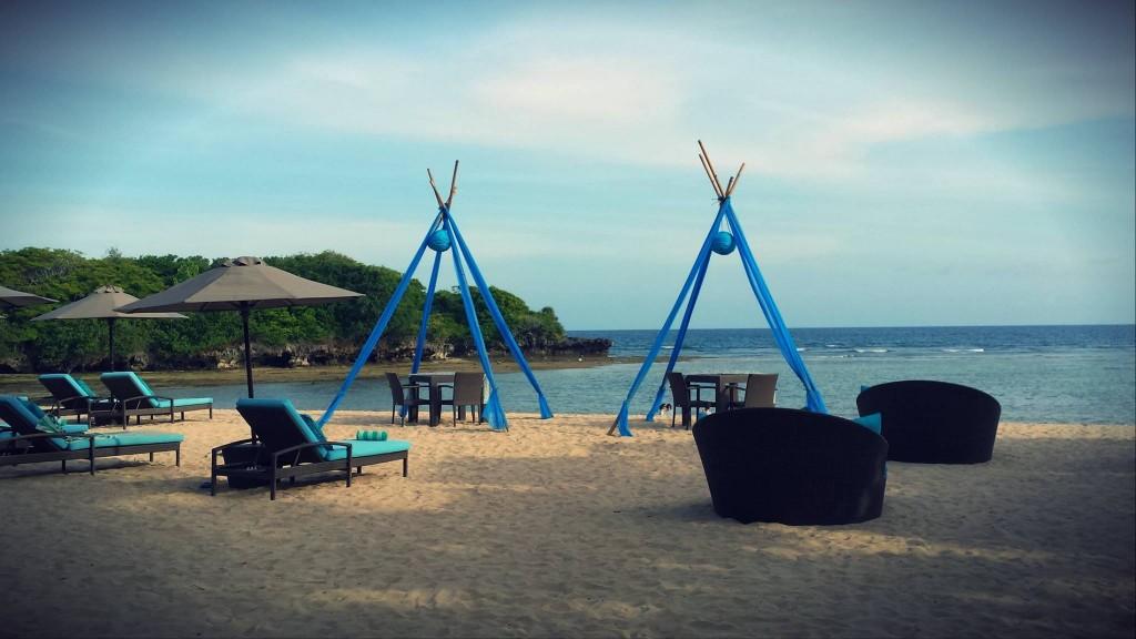 Nusa Dua - Grand Hyatt beach