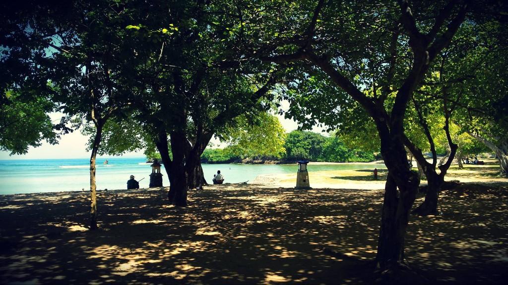 Park of Nusa Dua