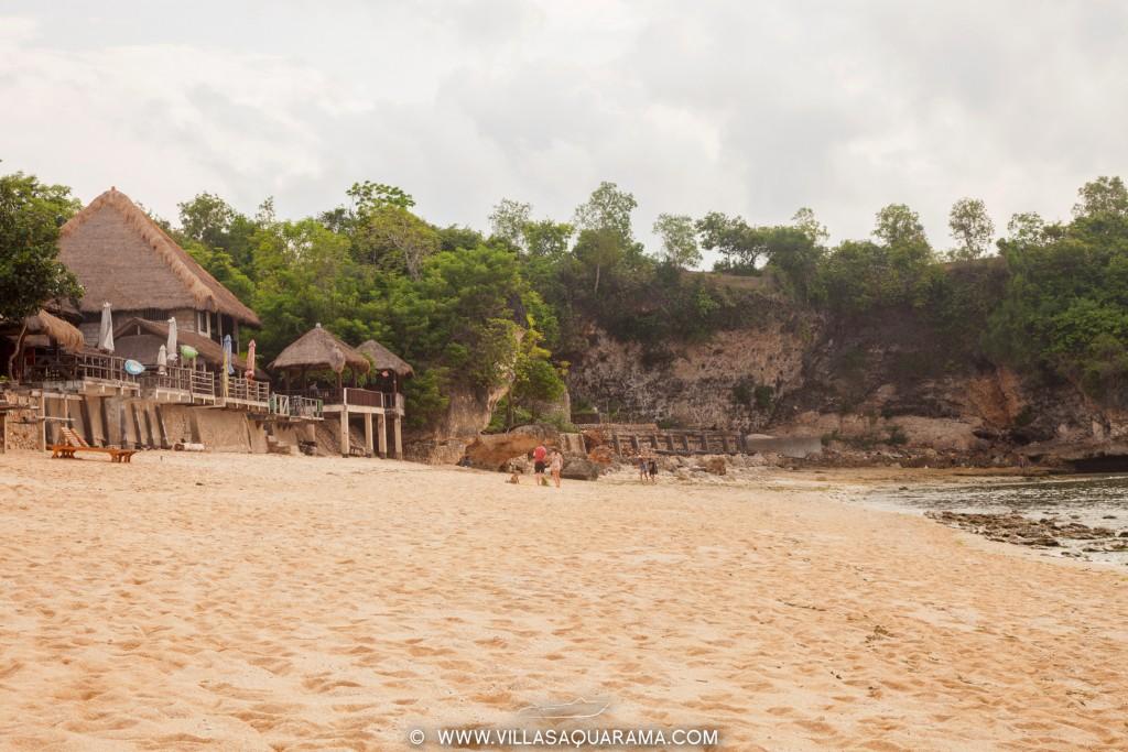Balangan Beach in the bukit