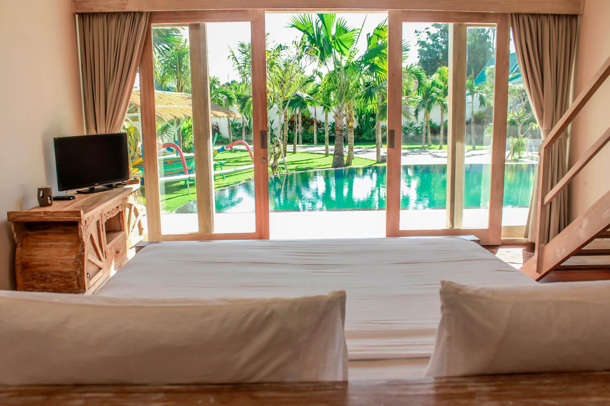 Villa Aquarama Sanur Beach Bali Family Villa For Rent